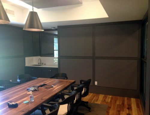 These Simply Stunning Acoustic Panels Have Neat Lighting and Audio Add-Ons