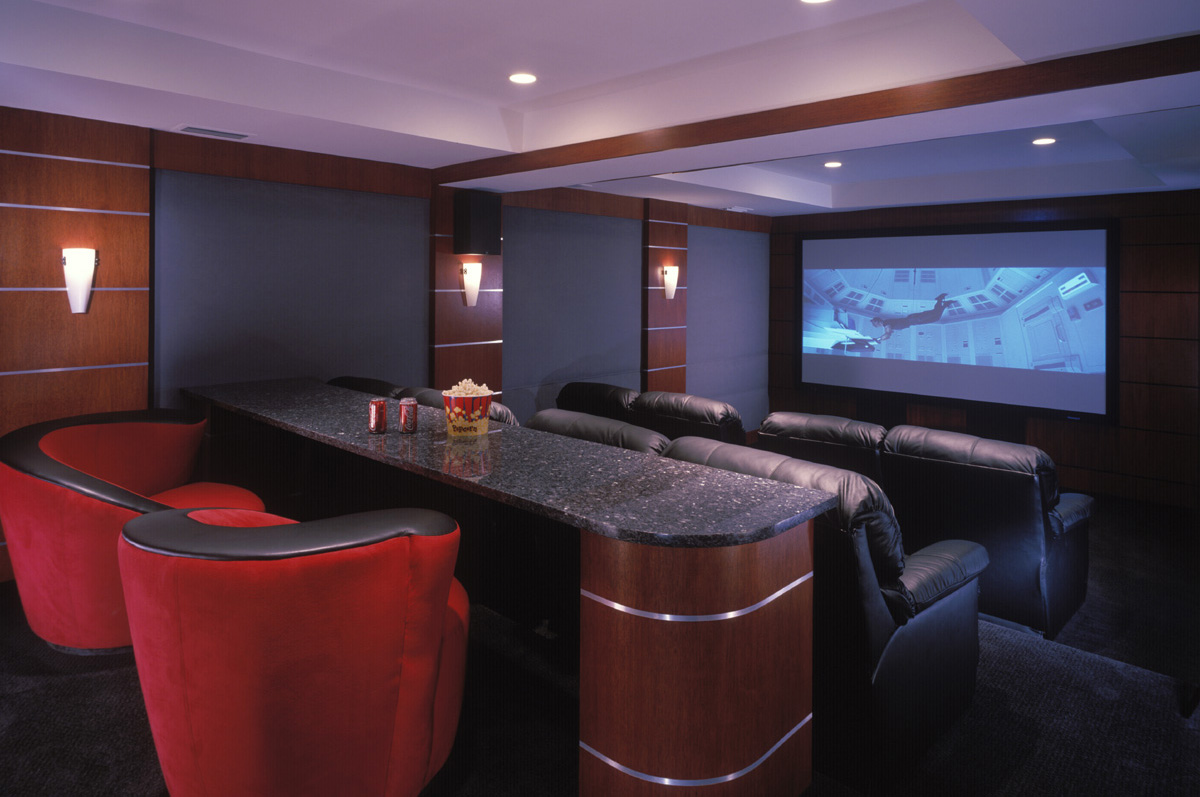 This Is Our New Favorite Home Theater Ever